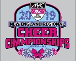 11/22-23 2019 New England AYC Cheerleading Championships $10 TEAM PACKAGE ORDER